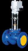 двухходовой регулирующий клапан TRV