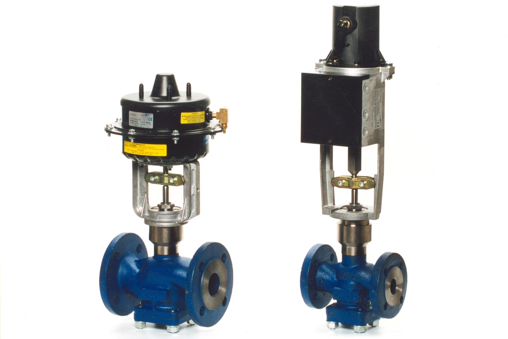 Клапан запорный регулирующий для теплообменника Кожухотрубный конденсатор ONDA C 36.303.2000 Хабаровск